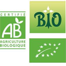 法国和欧盟有机认证标识
